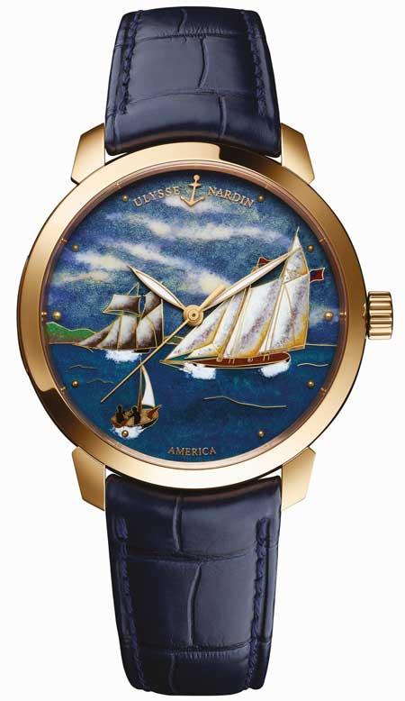 ulysse nardin-classic-schooner-america