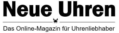 NeueUhren.de Logo Webseite