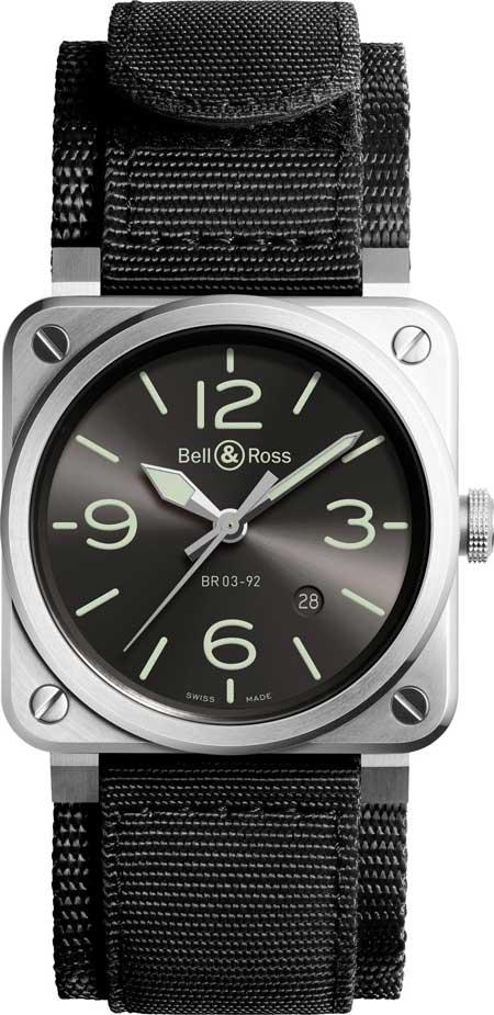 Bell & Ross BR03‑92 Grey Lum