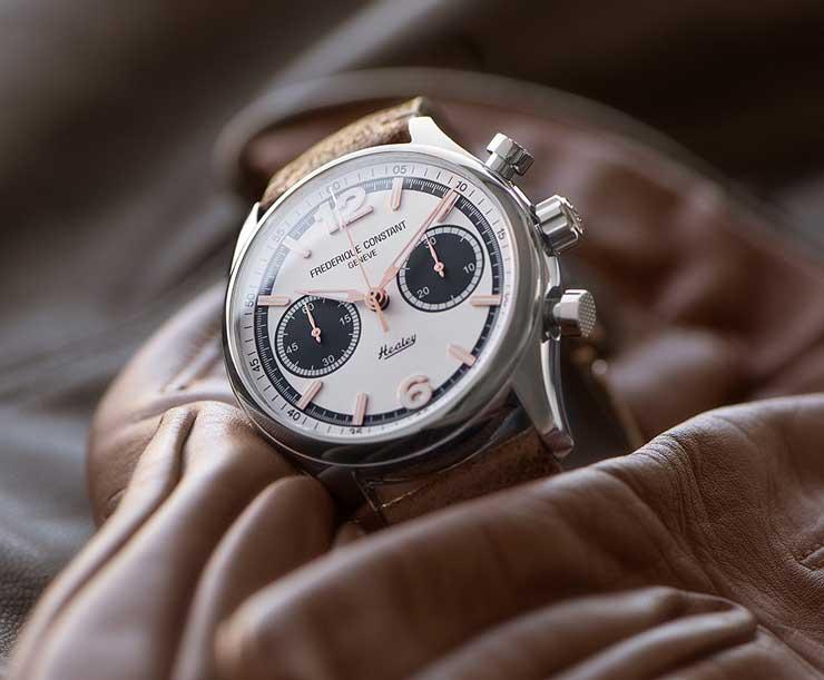 Frederique Constant Vintage Rally Chronograph 2020