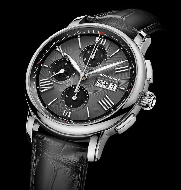 Montblanc Star Legacy Chronograph Day&Date 43 mm